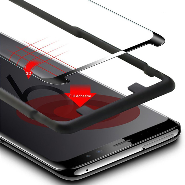 galaxy s8 tempered glass screen protector
