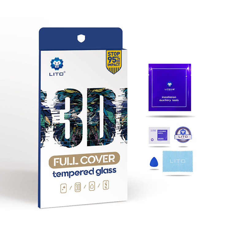 tempered glass screen cover for iphone xs