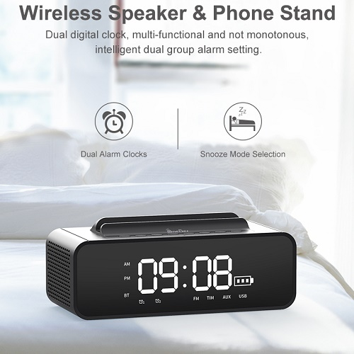 Music Speaker OneDer Wireless Bluetooth Speaker