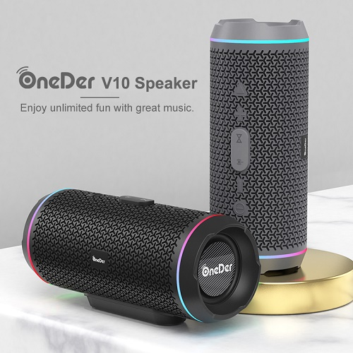 Wireless Bluetooth Mic And Speaker