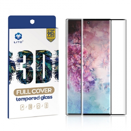 Samsung Note 10/10 Pro Full Cover 9H Hartglas Displayschutzfolien